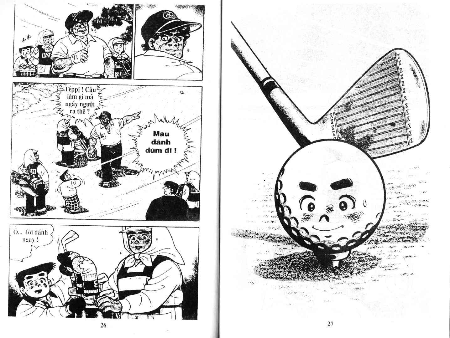 Ashita Tenki ni Naare chapter 47 trang 13