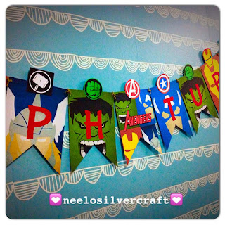 avengers theme party supplies