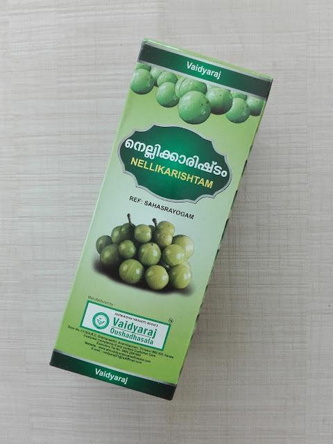 nellikkarishtam - amla tonic to increase appetite naturally fast instant resutls