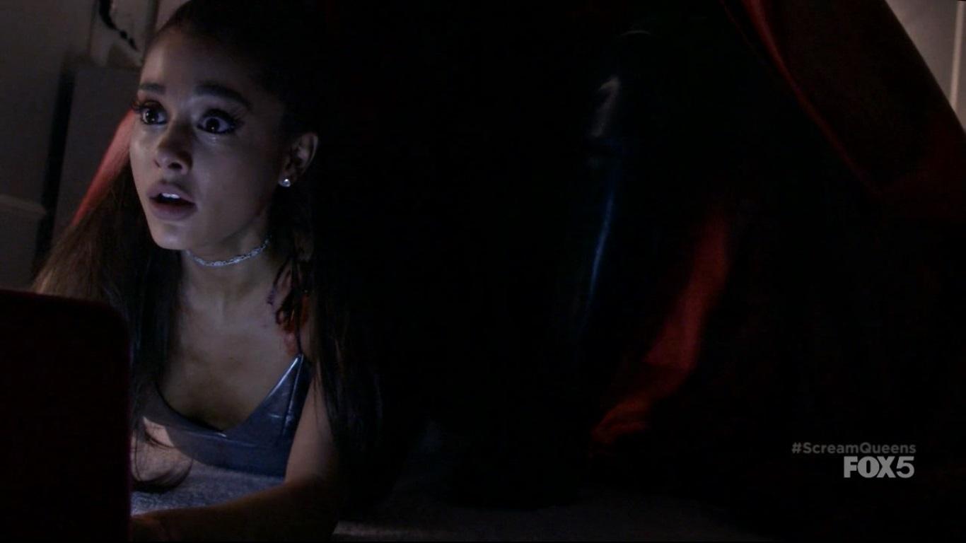 Então Eu Assisti Scream Queens 1x01 Pilot Series