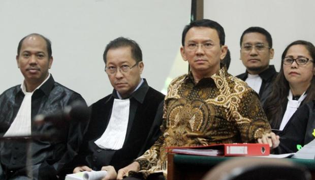 Meski Hanya Divonis 2 Tahun Penjara, Ahok Ajukan Banding