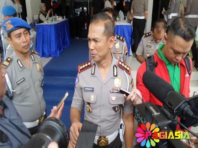 Pihak Kepolisian Polda Jawa Tengah, Semarang Menerima Laporan Terkait Pungli