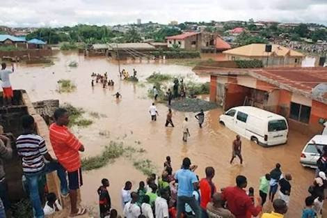 Image result for Dickson orders closure of all schools as floods sack Bayelsa communities