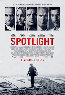 Spotlight (2016) - Tom McCarthy