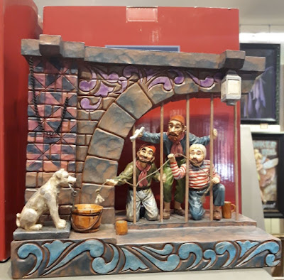 Magic Kingdom Pirates of the Caribbean Dog Scene