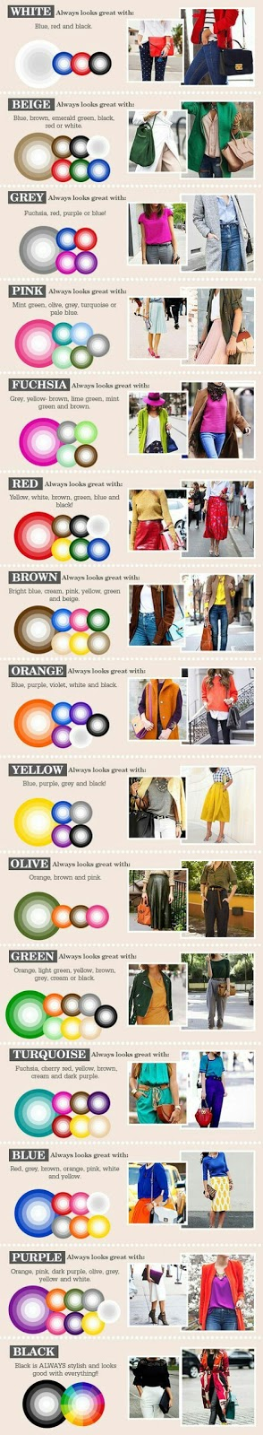 styling- colours- fashion