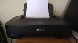Merawat Cartridge Printer Canon IP2770