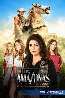 Ver Las amazonas Capítulo 19 Gratis Online