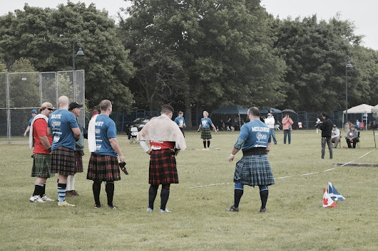 153rd Antigonish Highland Games