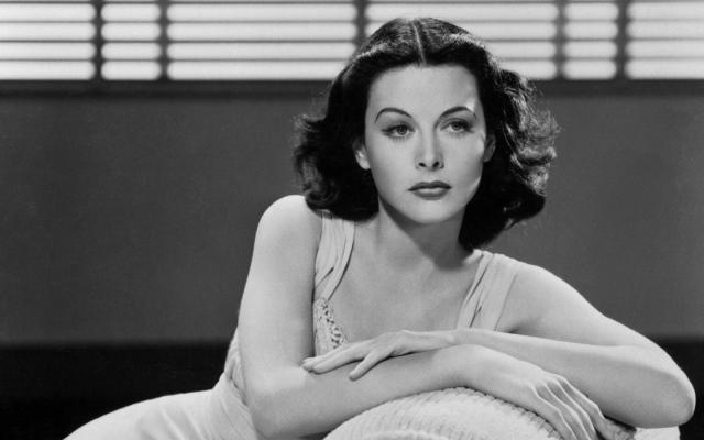 Hedy Lamarr, La inventora
