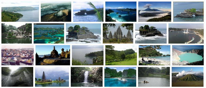 10 Text Descriptive Tentang Tempat Wisata Indonesia