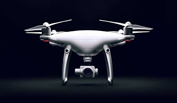 Drone ile Uçan Hamak Yaptı