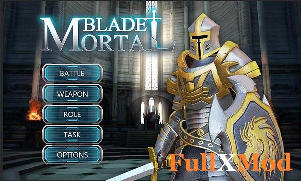 Mortal Blade 3D Mod APK Terbaru
