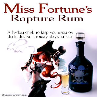 Miss Fortune's Rapture Rum