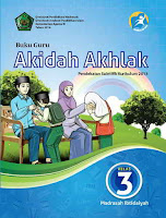 Buku Guru K13 PAI MI 3 Akidah Akhlak