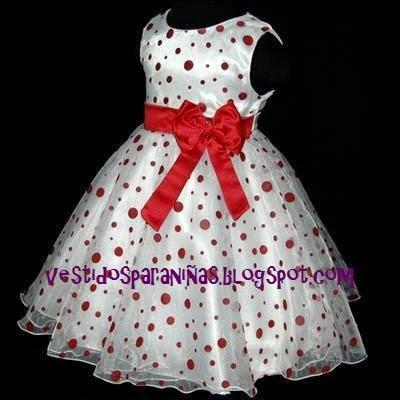 Vestido De Niñas Para Fiestas Clásicos Vestidos Para Niñas
