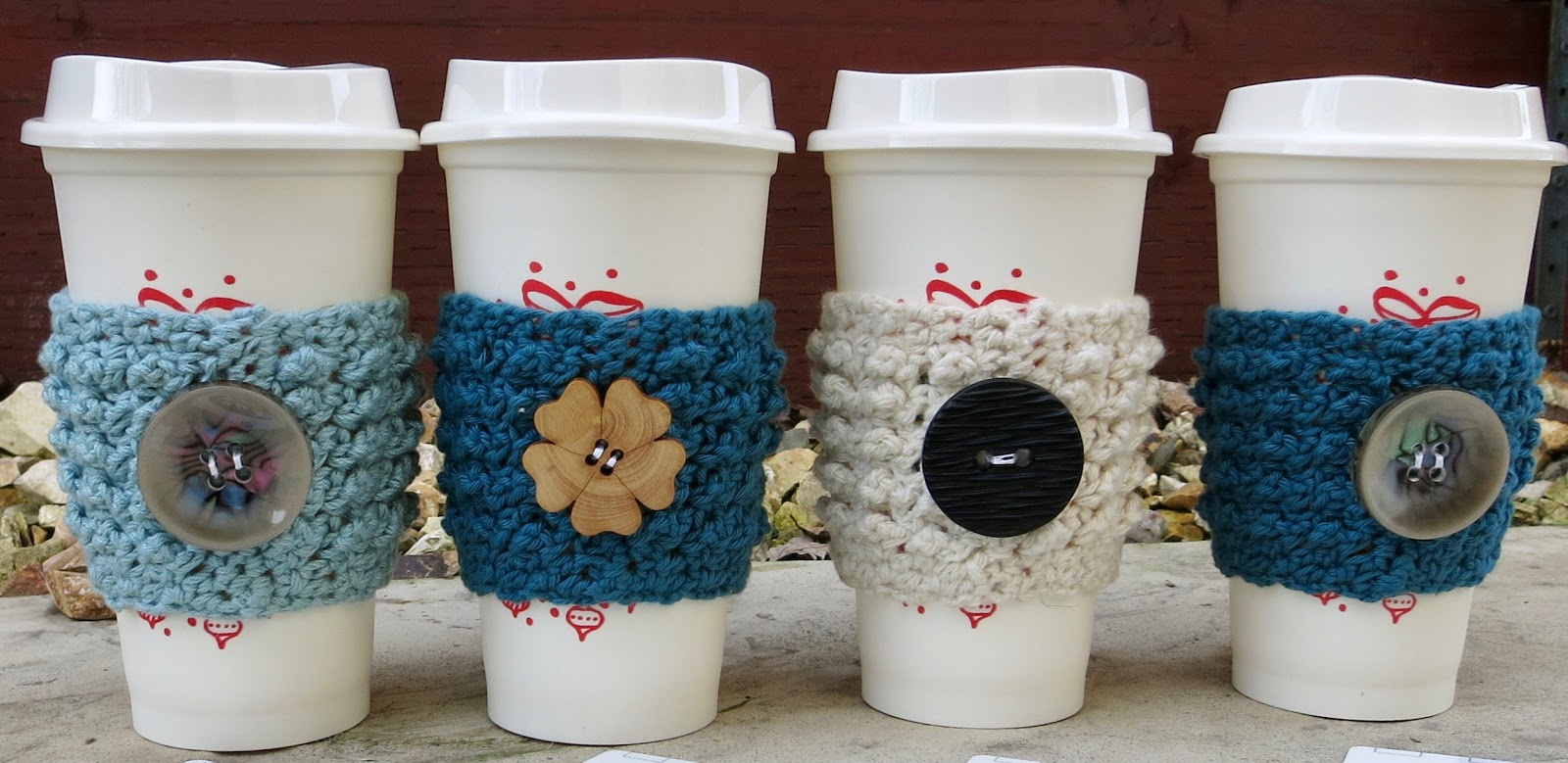 Starbucks Cup Cozy Crochet Pattern Best Design