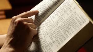 A bíblia fala