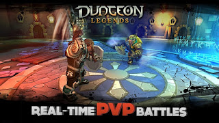 Dungeon Legends Apk v1.75 Mod (High Damage + Mana + No Skill CD)