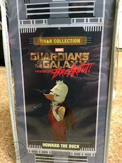 Disney California Adventure Marvel Comics Guardians of the Galaxy Mission Breakout Tivan Collection Howard the Duck Doll