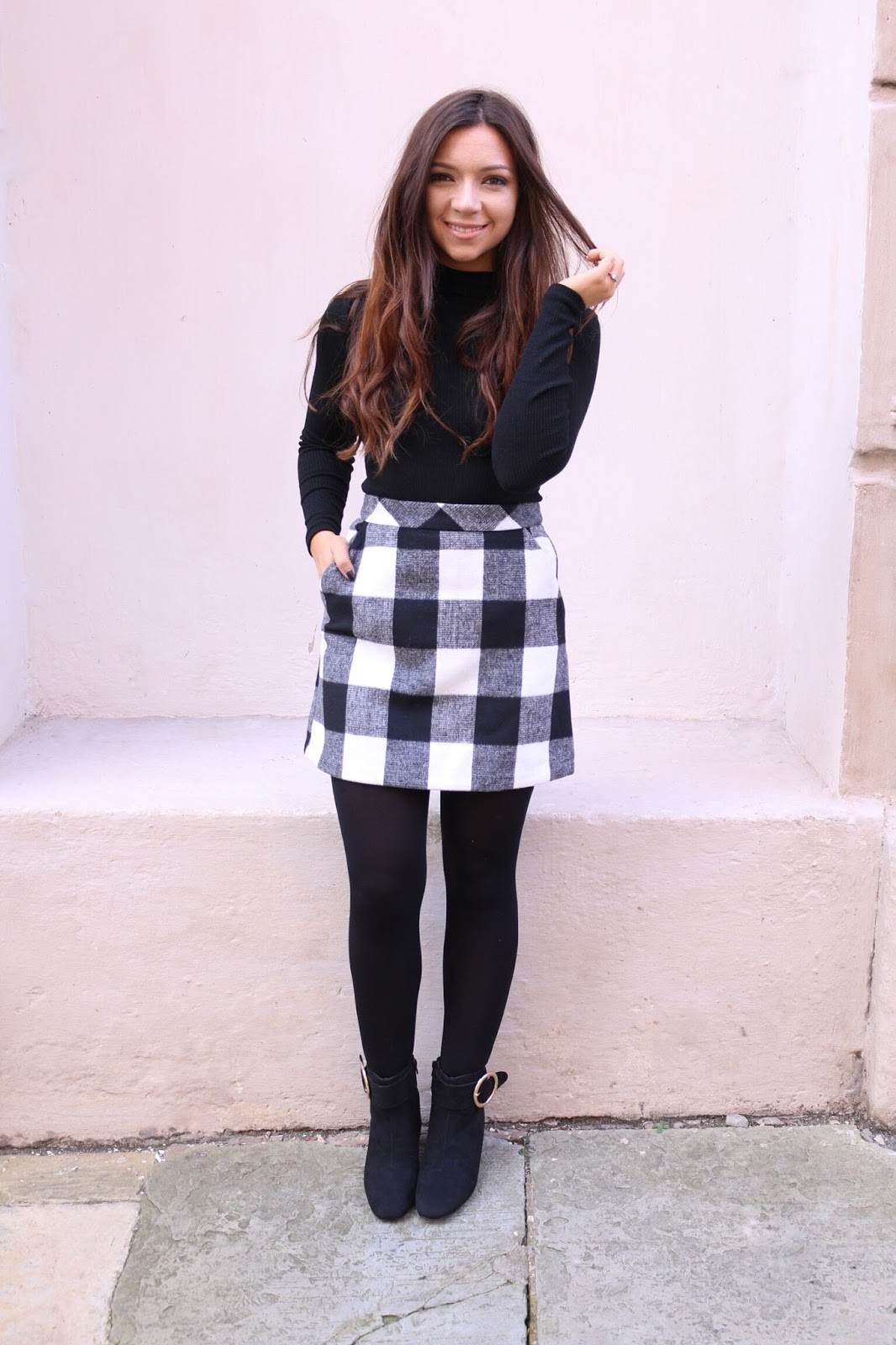 Style, Outfit, Fashion, Primark, 90s fashion, primark haul, winter outfits, 90s outfits, cluless inspired outfit, primark checked skirt