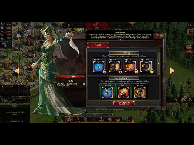 Download Permainan Legends of Honor