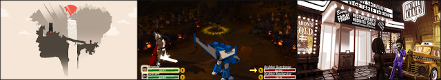 Rollenspiel Platformer
