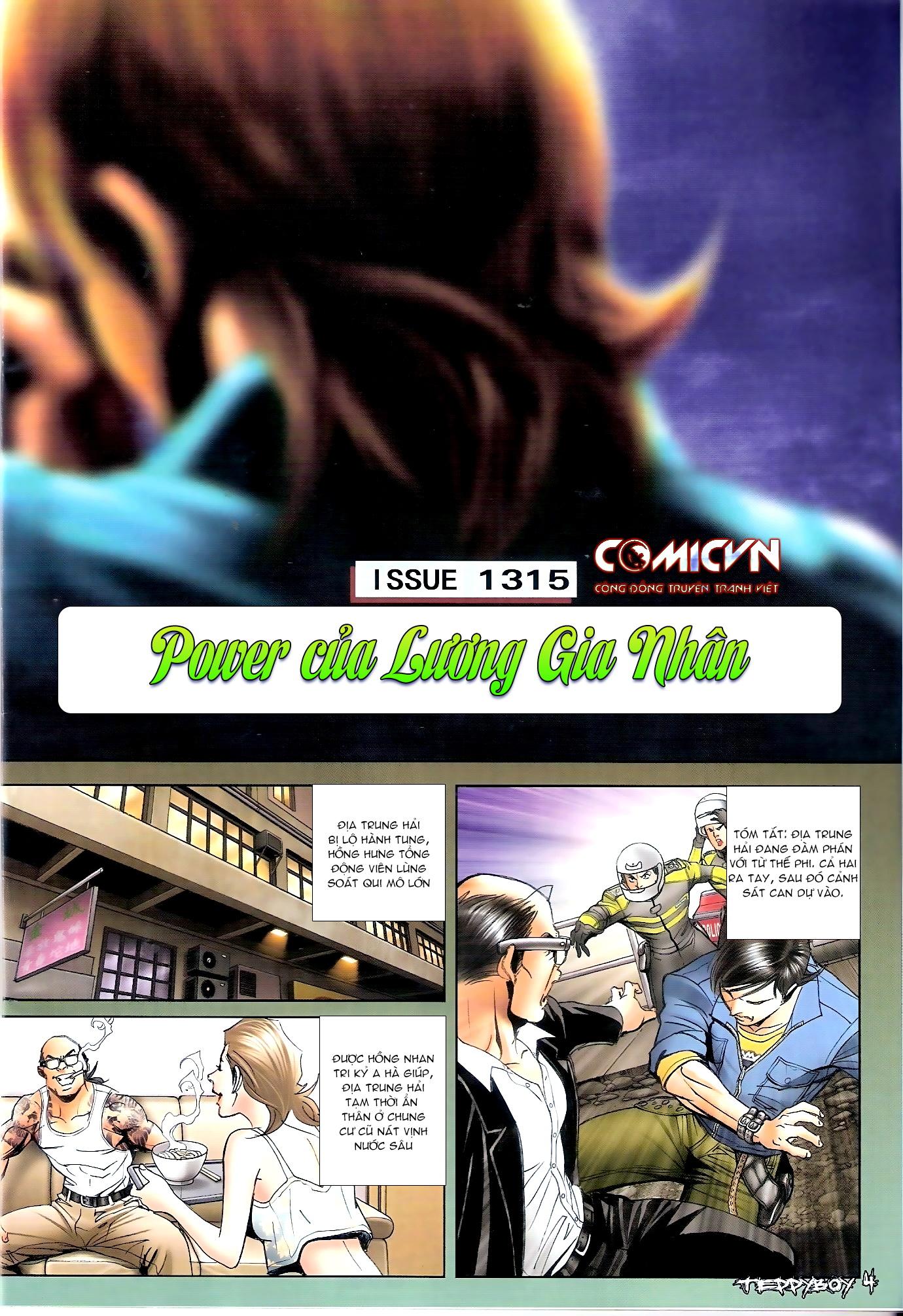 Người Trong Giang Hồ - Chapter 1315: Power Lương Gia Nhân - Pic 2