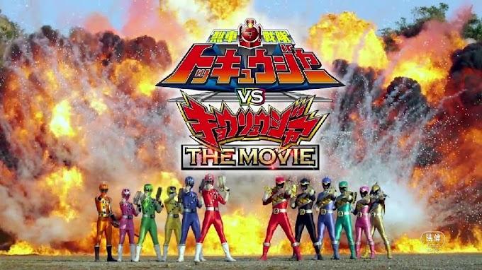 Ressha Sentai ToQger vs Zyuden Sentai Kyoryuger O Filme Legendado Download SD e HD!