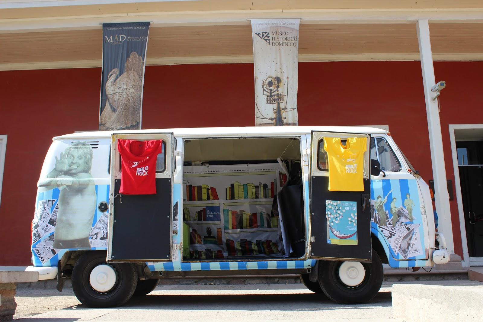 Biblioteca Patrimonial Recoleta Dominica (BPRD