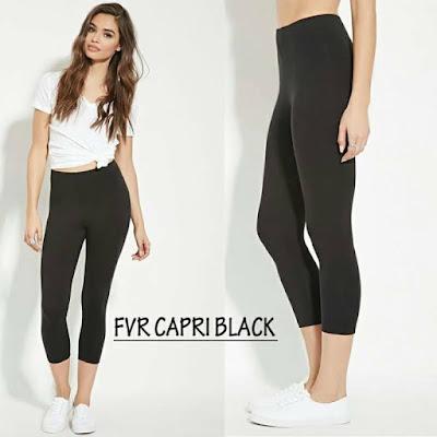 ladies legging - Forever 21 Capri