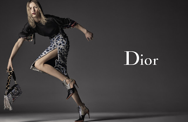 First Look At Dior's Latest AW16 Advertising Campaign