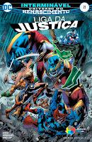 DC Renascimento: Liga da Justiça #21
