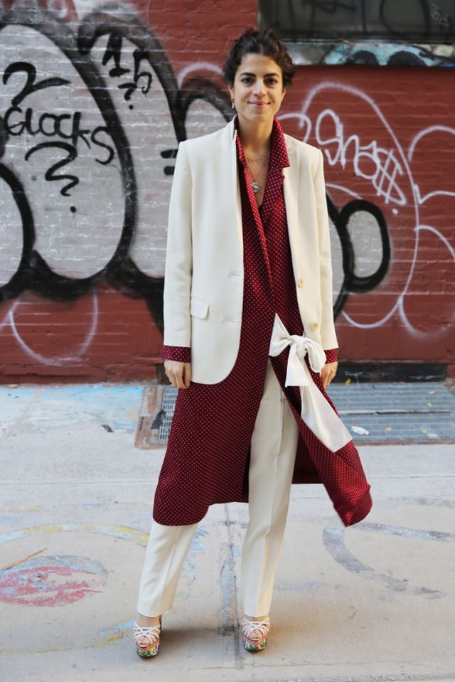 #blog #estilo #style #streetstyle #estiloderua #look #outfit #blazer #blazerbranco #LeandraMedine #ManRepeller