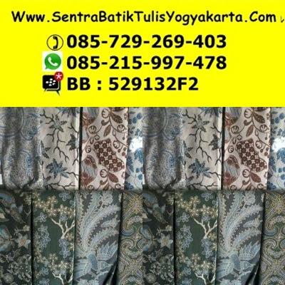 Batik Tulis Giriloyo, Desa Wisata Batik Yogyakarta, Sentra Batik ...