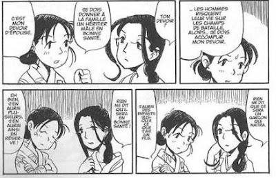 Kouno, Fumiyo. Dans un recoin de ce monde, t.1, p.181 © Kana.