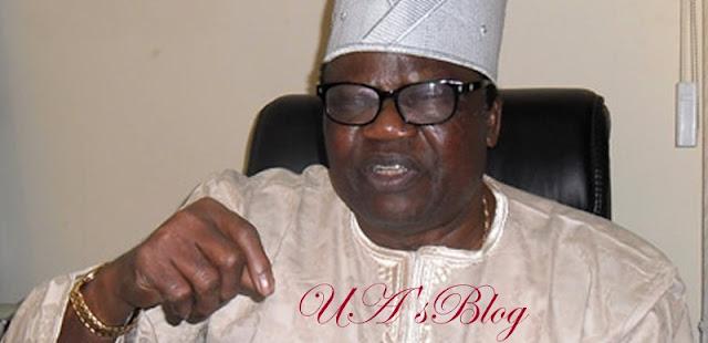 2019 presidency: Why Atiku can't beat Buhari – Tony Momoh