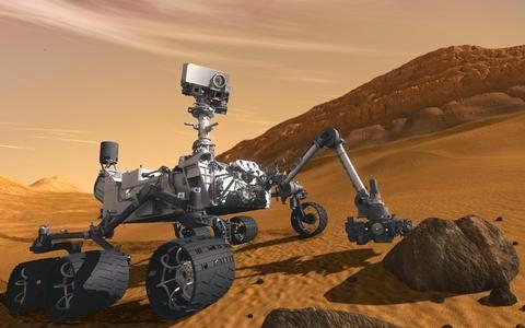 Συγκλονιστική ανακάλυψη από τη NASA - Βρέθηκαν ίχνη ζωής στον πλανήτη Αρη!