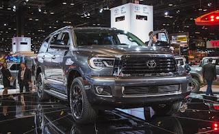 2019 Toyota Sequoia: Redesign, Platinum, Sport TRD, Prix