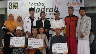 Lomba Hadrah PKS