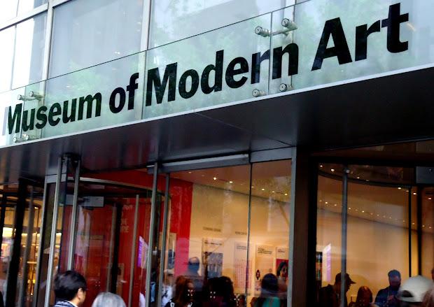Holly Loves Paul Museum Of Modern Art