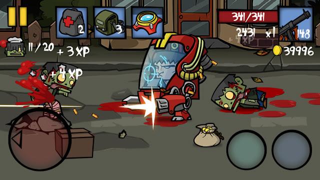 Zombie Age 2-Fredain.com
