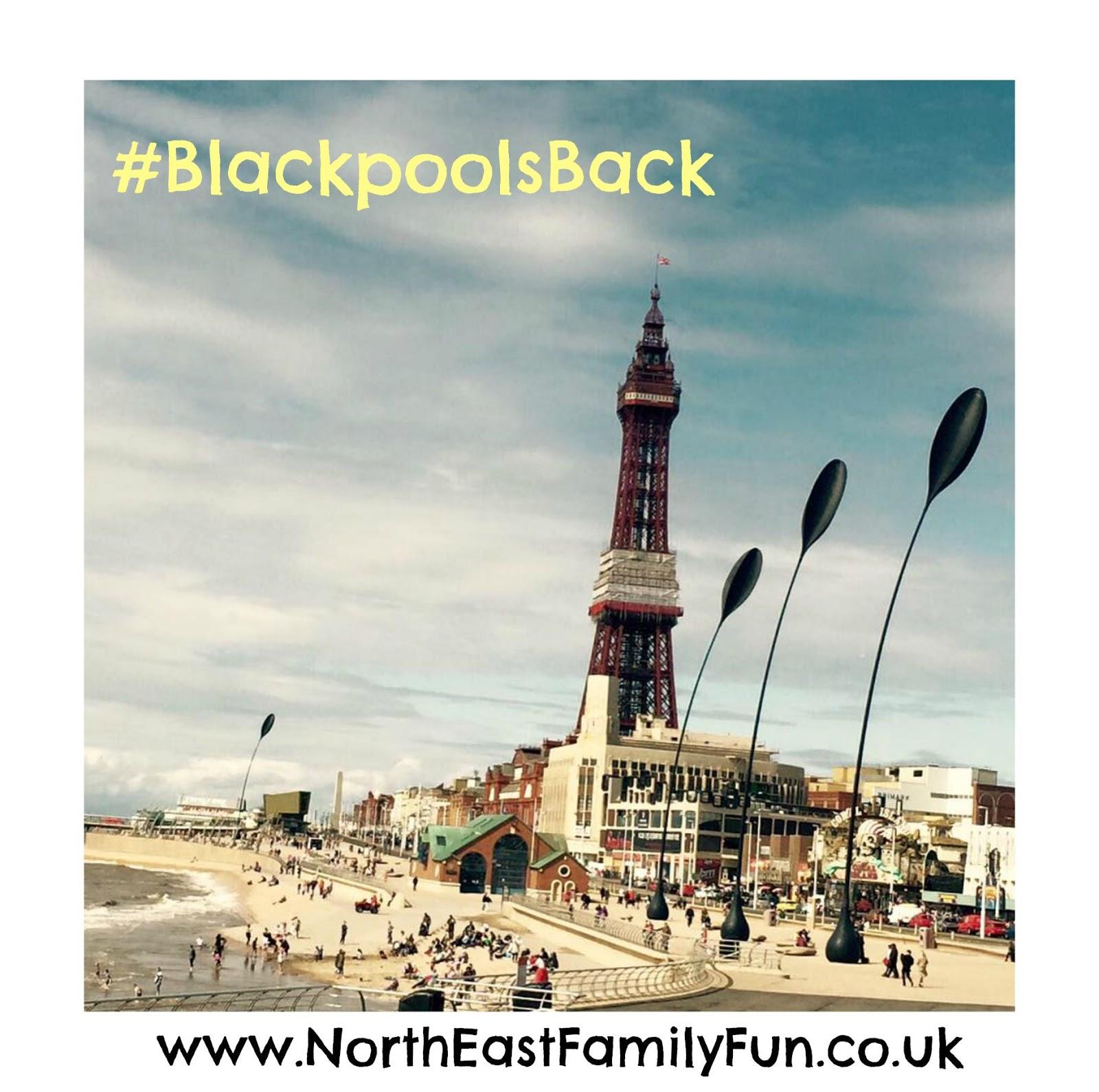 Consider, Blackpool pleasure beach food regret