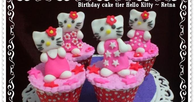 Biyancakes Toko Cupcake Di Bekasi Cupcake Tier Hello