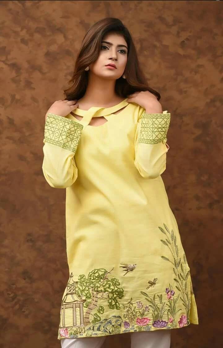 New Latest Neck Design Of Kurti Best Kurti Neck Designs Images In Kurti Neck Designs Kurta Designs Kurti Neck Blouses Discover The Latest Best Selling Shop Women S Shirts High Quality Blouses