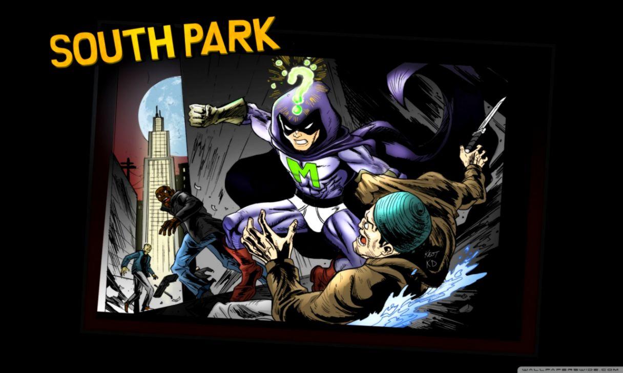 South Park Mysterion ❤ 4K HD Desktop Wallpaper for 4K Ultra HD
