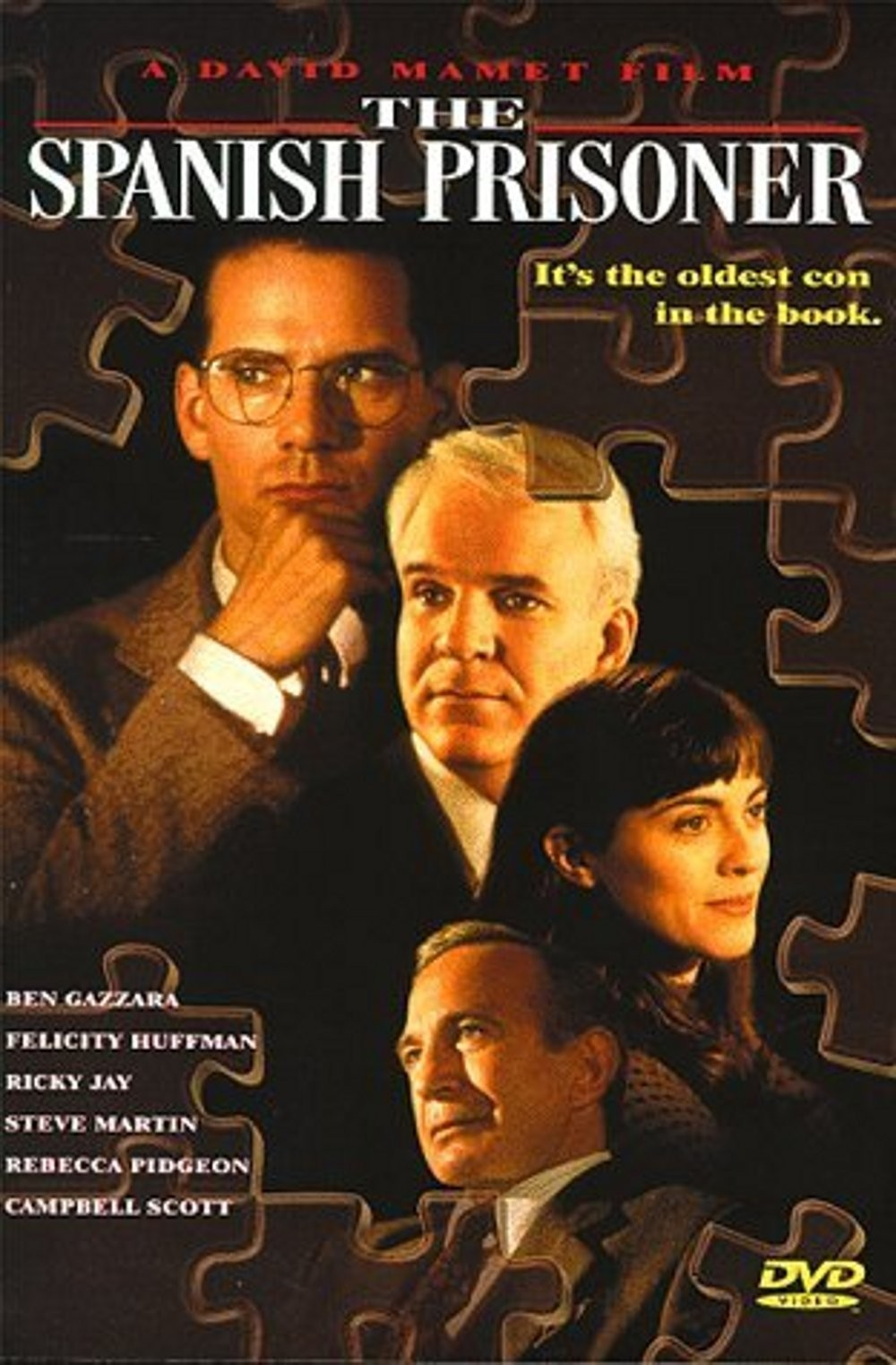 "Lolo Loves Films: Movie Review: ""The Spanish Prisoner"" (1997)"