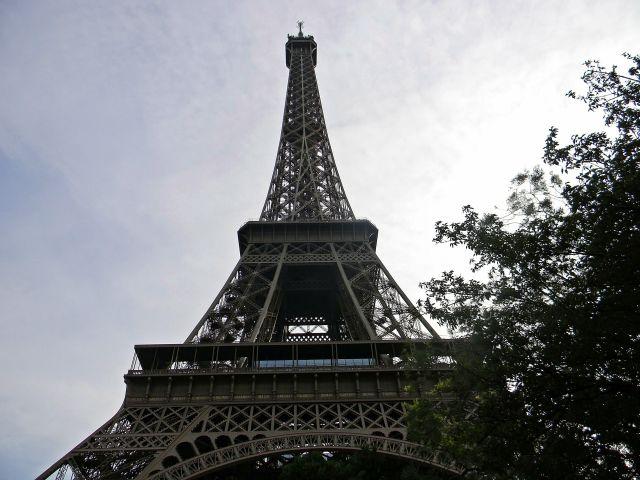 wieża Eiffla, fotografie wieży Eiffla