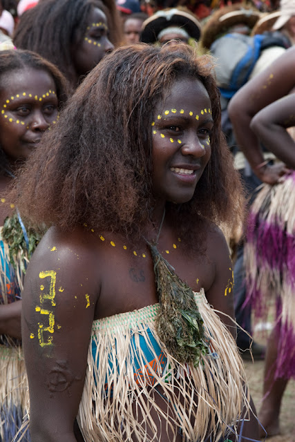 solomon island girls
