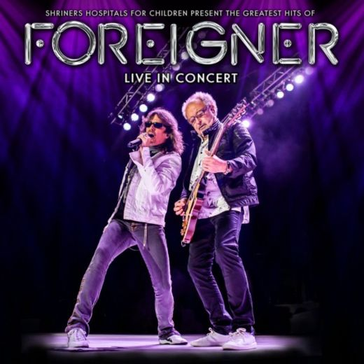 FOREIGNER - The Greatest Hits Of Foreigner Live In Concert +1 (2019) full